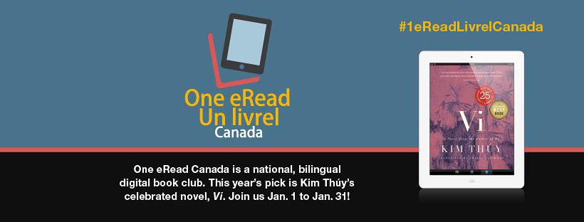 One eRead Canada