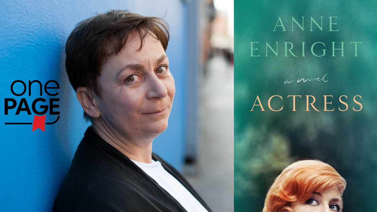 Anne Enright: Actress