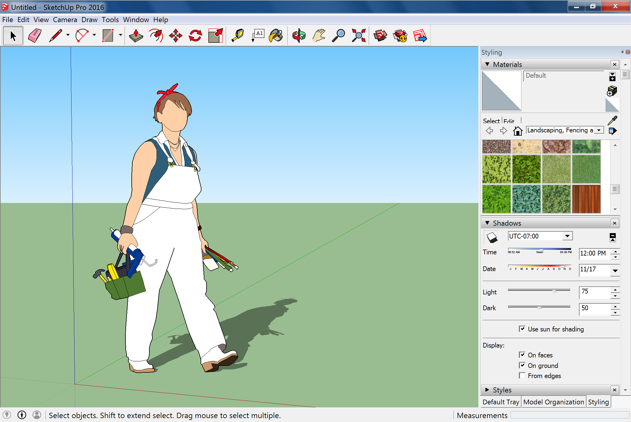 SketchUp for Adults (Online)