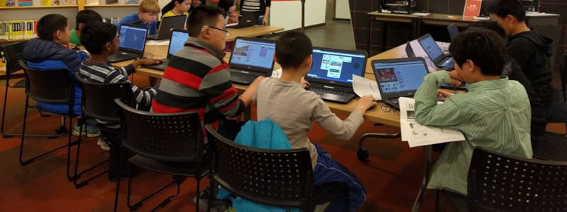 Code Club for Kids [ages 8-12]