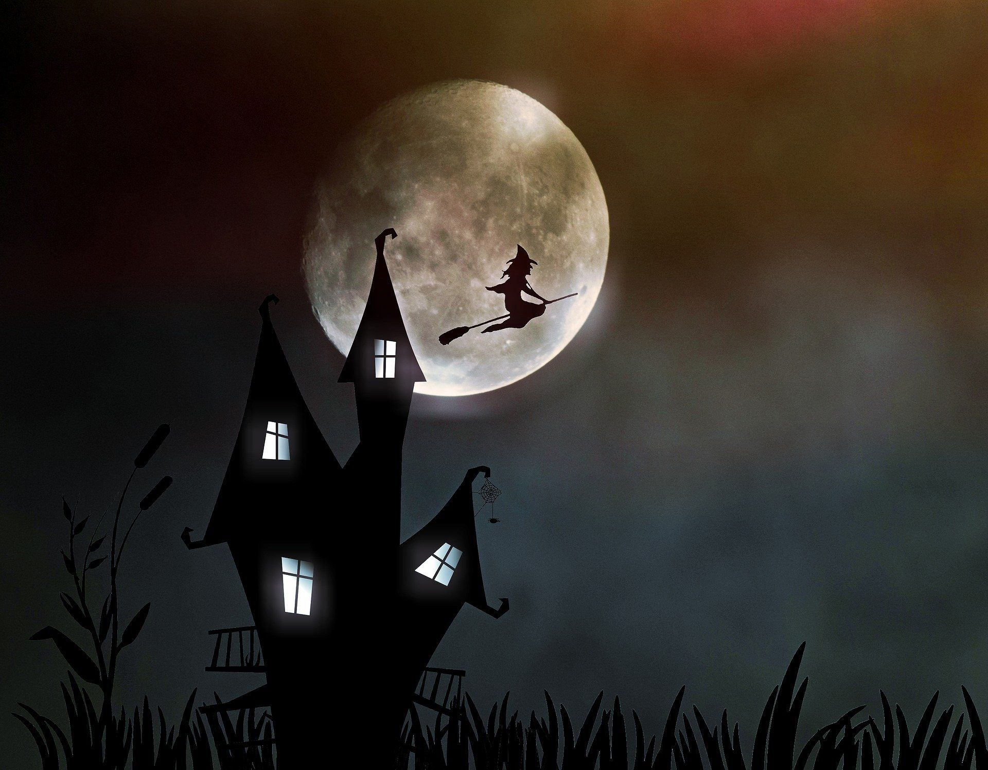 Halloween Howls: Scary Stories for Ages 8-12